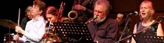 Evan Parker & Glasgow Improvisers Orchestra... (Holy Grail From Hell)