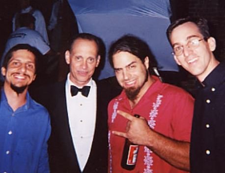 Meatjack W John Waters (Holy Grail From Hell)