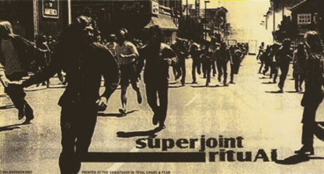 Superjoint Ritual Doping Out New Release In 2016 (Holy Grail From Hell)