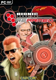 Bionic Commando Rearmed (Holy Grail From Hell)