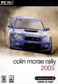 Colin McRae Rally 2005 (Holy Grail From Hell)