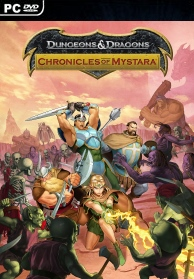 Dungeons & Dragons Chronicles Of Mystara (Holy Grail From Hell)