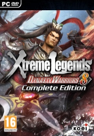Dynasty Warriors 8 Xtreme Legends Complete Edition (Holy Grail From Hell)
