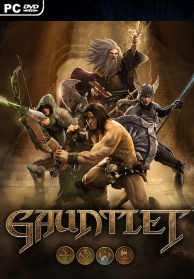 Gauntlet (Holy Grail From Hell)