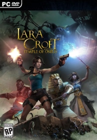 Lara Croft And The Temple Of Osiris (Holy Grail From Hell)