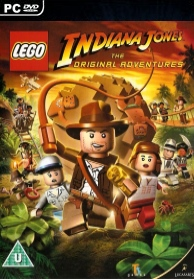 Lego Indiana Jones The Original Adventures (Holy Grail From Hell)