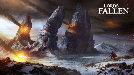 Lords Of The Fallen Cracked (Holy Grail From Hell)