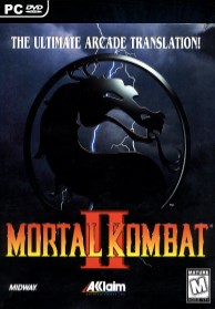 Mortal Kombat II (Holy Grail From Hell)