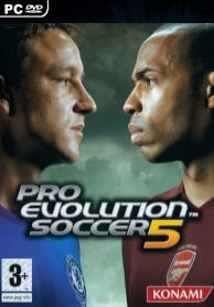Pro Evolution Soccer 5 (Holy Grail From Hell)
