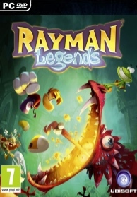 Rayman Legends (Holy Grail From Hell)