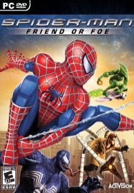 Spider-Man-Friend Or Foe (Holy Grail From Hell)
