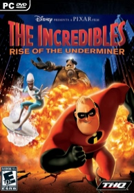 The Incredibles Rise Of The Underminer (Holy Grail From Hell)