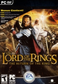 The Lord Of The Rings The Return Of The King (Holy Grail From Hell)