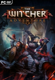 The Witcher Adventure Game (Holy Grail From Hell)