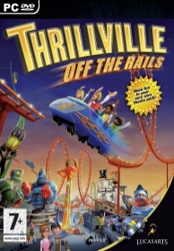 Thrillville Off The Rails (Holy Grail From Hell)