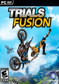 Trials Fusion (Holy Grail From Hell)
