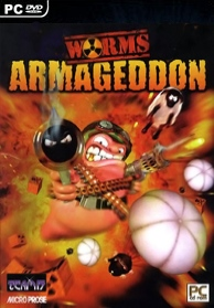 Worms Armageddon (Holy Grail From Hell)
