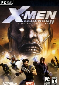 X-Men Legends 2 Rise Of Apocalypse (Holy Grail From Hell)