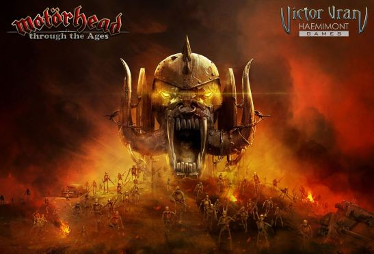 """Victor Vran"" Goes Motörhead (Holy Grail From Hell) (2)"