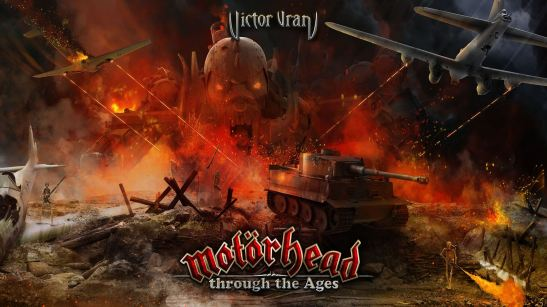 """Victor Vran"" Goes Motörhead (Holy Grail From Hell)"