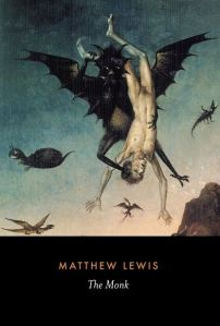 Faust Permutated... M.G. Lewis' The Monk (Holy Grail From Hell)