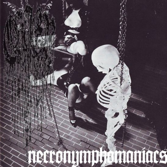 Chier - Necronymphomaniacs (Holy Grail From Hell)