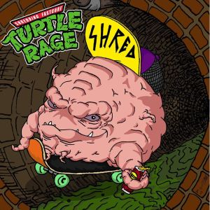 Chambers Of Peace Collapse Of Confidence Sticking Knifes - Turtle Rage (Holy Grail From Hell)