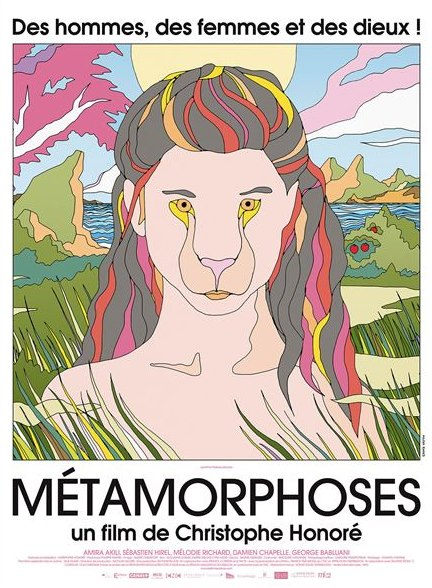 Christophe Honoré's Métamorphoses (Holy Grail From Hell)