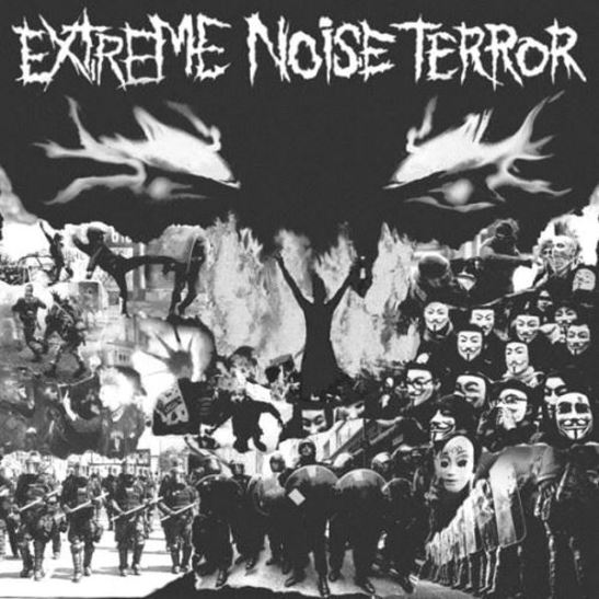 Extreme Noise Terror - Extreme Noise Terror (Holy Grail From Hell)