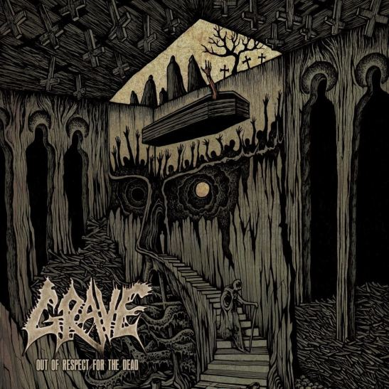 Grave - Out Of Respect For The Dead (Holy Grail From Hell)