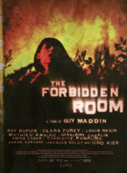 Guy Maddin's The Forbidden Room (Holy Grail From Hell)