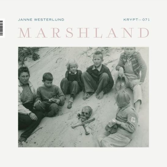 Janne Westerlund - Marshland (Holy Grail From Hell)