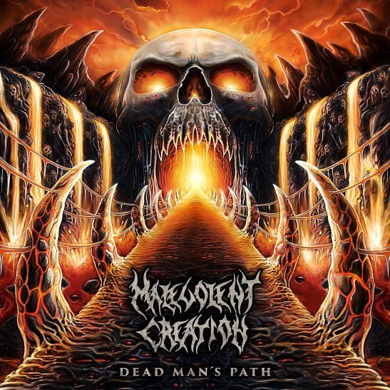 Malevolent Creation - Dead Man's Path (Holy Grail From Hell)