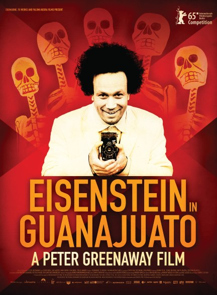 Peter Greenaway's Eisenstein In Guanajuato (Holy Grail From Hell)