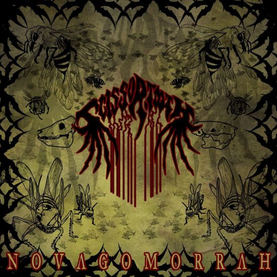 Scissortooth - Novagomorrah (Holy Grail From Hell)
