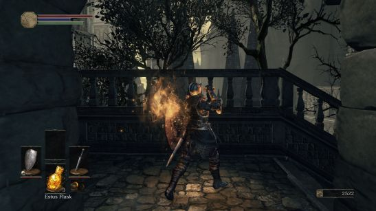 A Full-Scale Look At Dark Souls III PC Port (Holy Grail From Hell) (1)